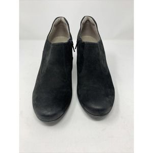 ECCO Side Zip Suede Ankle Boots Size 41 (11)